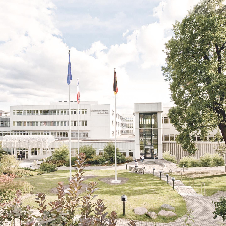 Krankenhaus St Adolf Stift