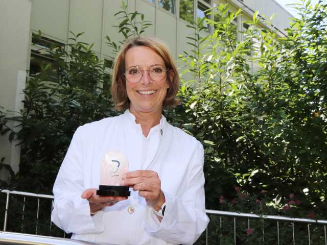 Im Krankenhaus Reinbek St. Adolf-Stift wird mit CÄ Dr. Britta Goldmann aus der Abteilung für Kardiologie eine eigenständige Klinik.